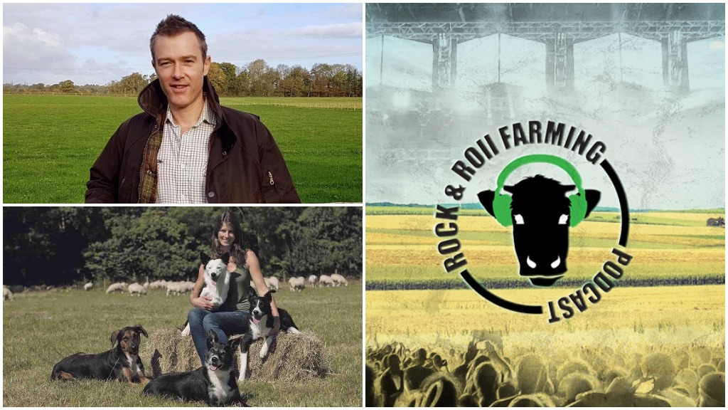Rock & Roll Farming #60: Featuring Dorset sheep farmer Jemma Harding