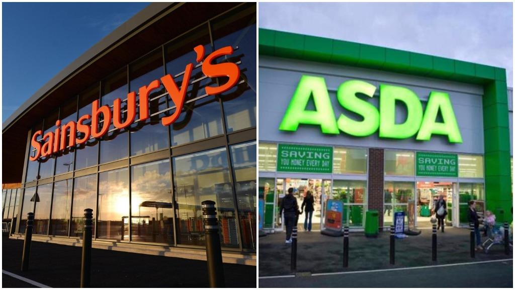 Competition and Markets Authority to scrutinise Asda/Sainsbury's merger