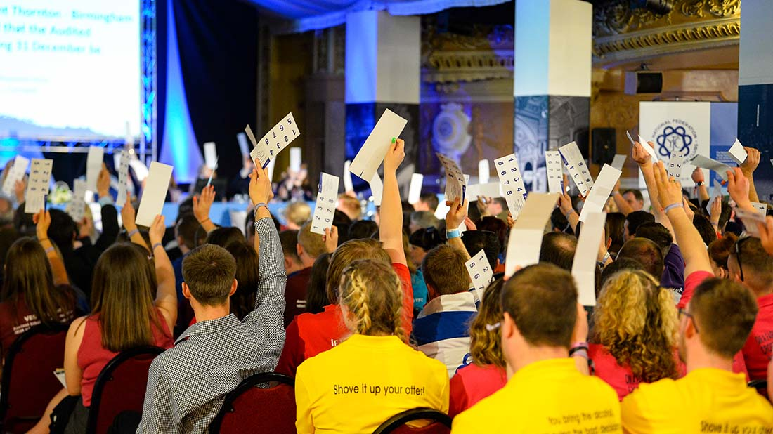 Lancashire and Yorkshire YFC lead the way to oppose £5 levy increase