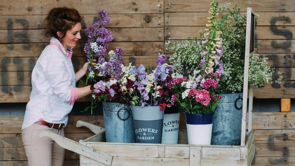 The flower industry is a budding diversification option for UK farms