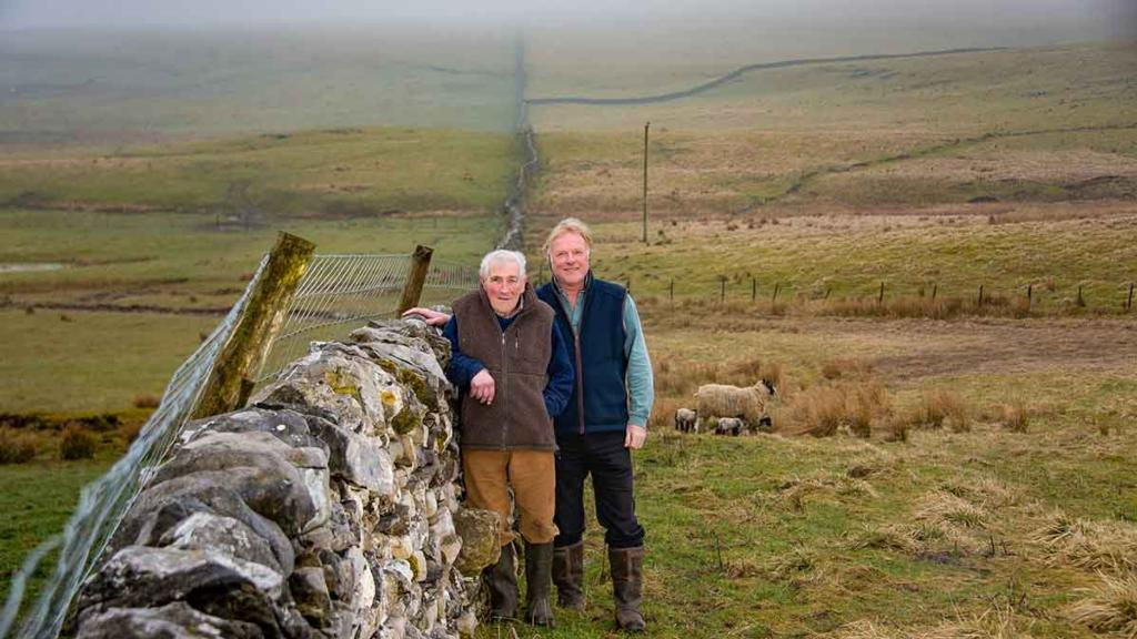 Backbone of Britain: Dry stone walling connects generations to rural heritage