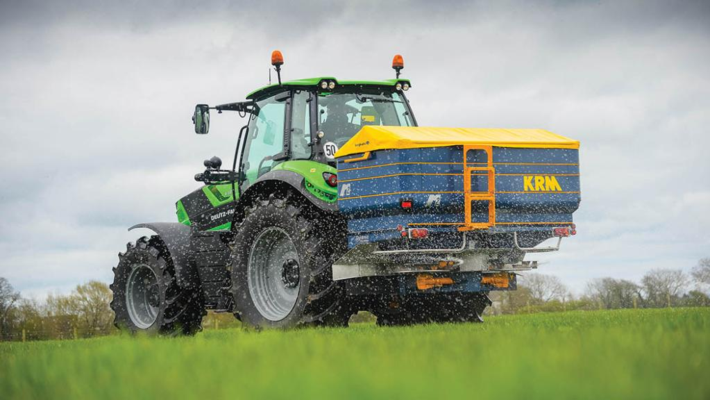 Top tips: Growers reveal their techniques to boost fertiliser application accuracy