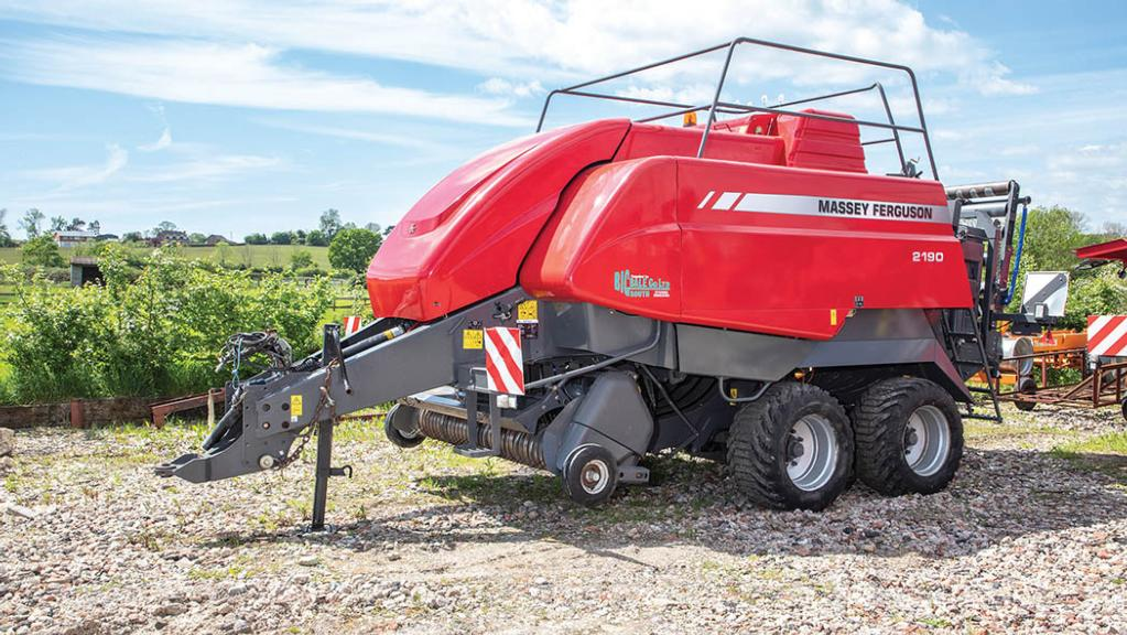 Buyer's Guide: Top tips on buying a used square baler
