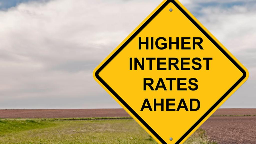Many farm businesses unable to cope with interest rate rise, warn advisers
