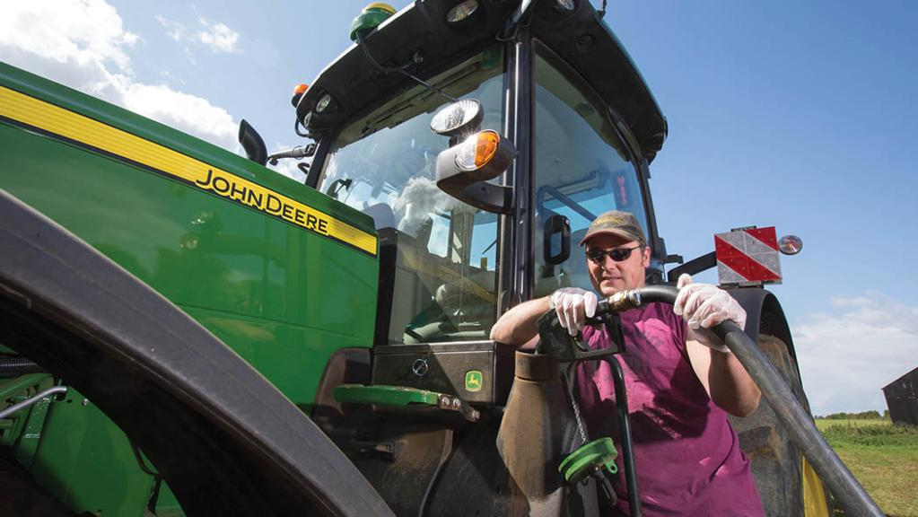 Middle East tensions could hit input costs for UK farmers
