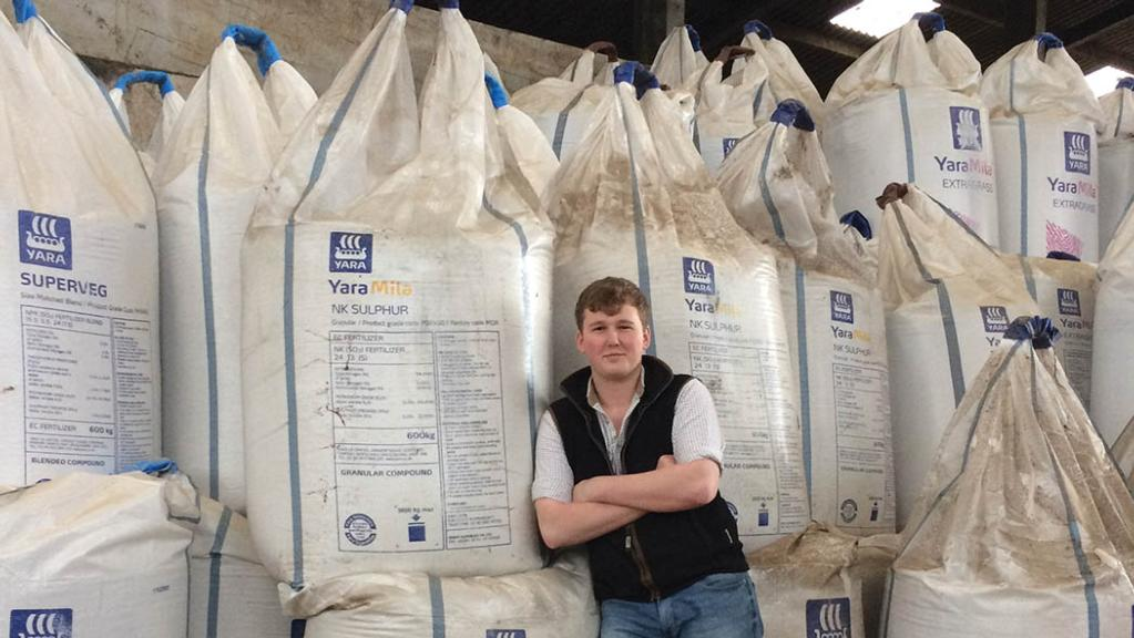 Young Farmer Focus: Alex Neason, 18 - 'It is important to have a range of knowledge to be successful'