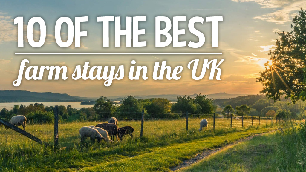10 of the best farm stays in the UK