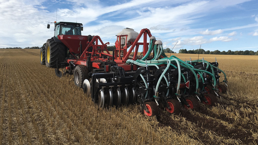 DK Exception gives grower confidence in oilseed rape
