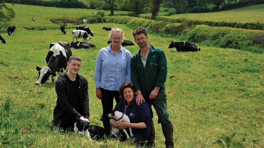 Lancashire family has high hopes to safeguard their future in dairy