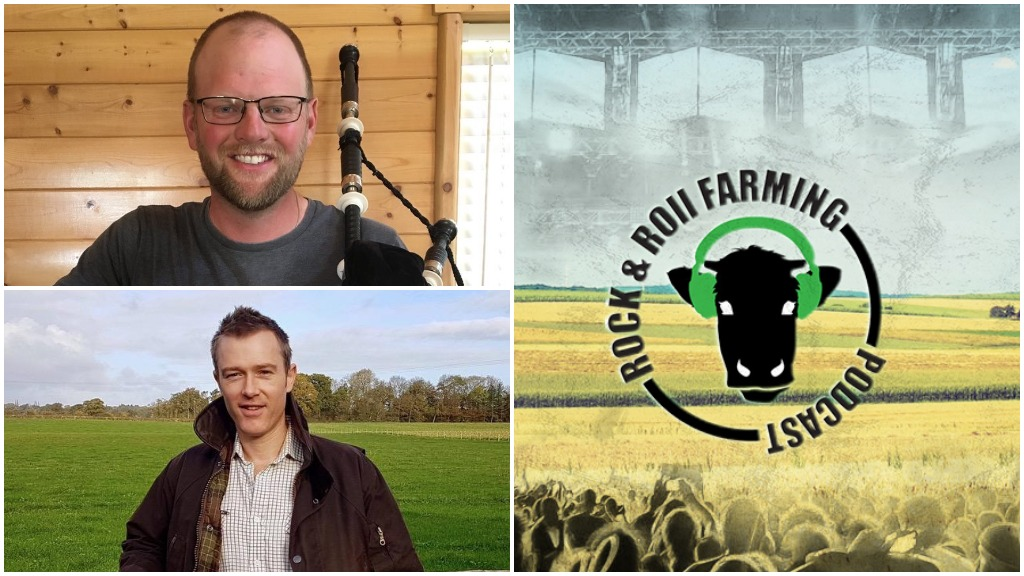 Rock & Roll Farming #64: Featuring Canadian farmer Stuart Somerville