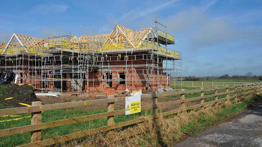 Chance to solve rural housing crisis 'severely limited' by planning rules changes