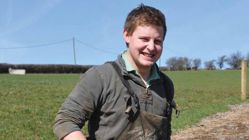 Young Farmer Focus: Richard Downes, 21 - 'I knew from an early age agriculture was the career for me'