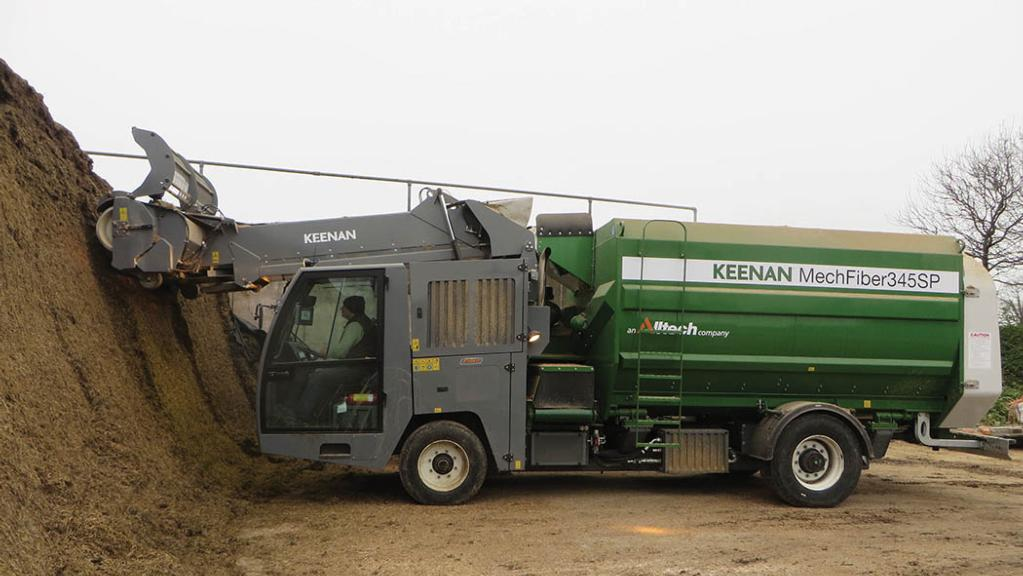 User review: Self-propelled feeder technology helps to beef-up feed regime