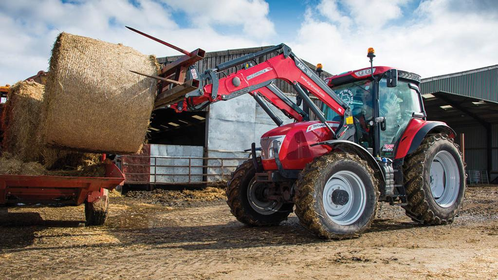 Test drive: CVT tractor for the masses from McCormick