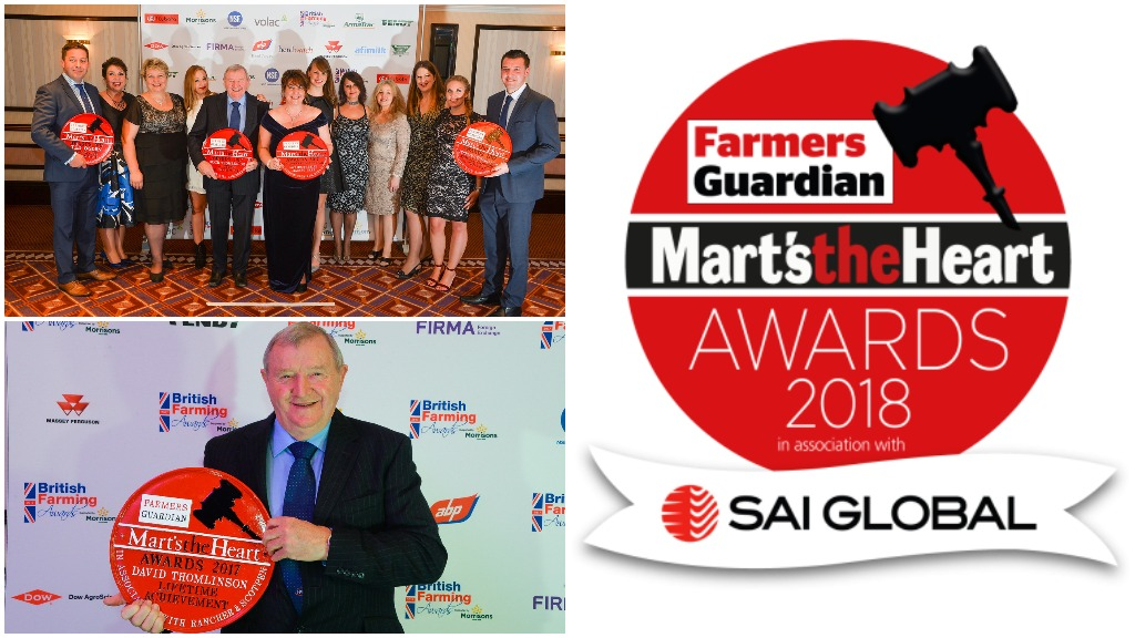 Mart's the Heart Awards 2018: Could you be one of this year's winners?