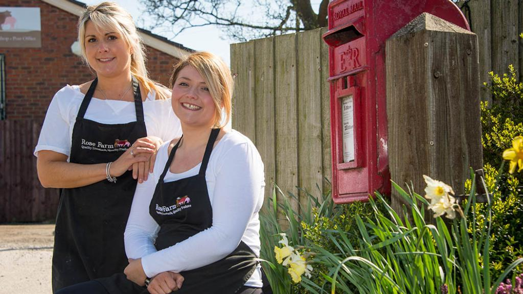 Backbone of Britain: Rural post offices offer lifeline to local communities