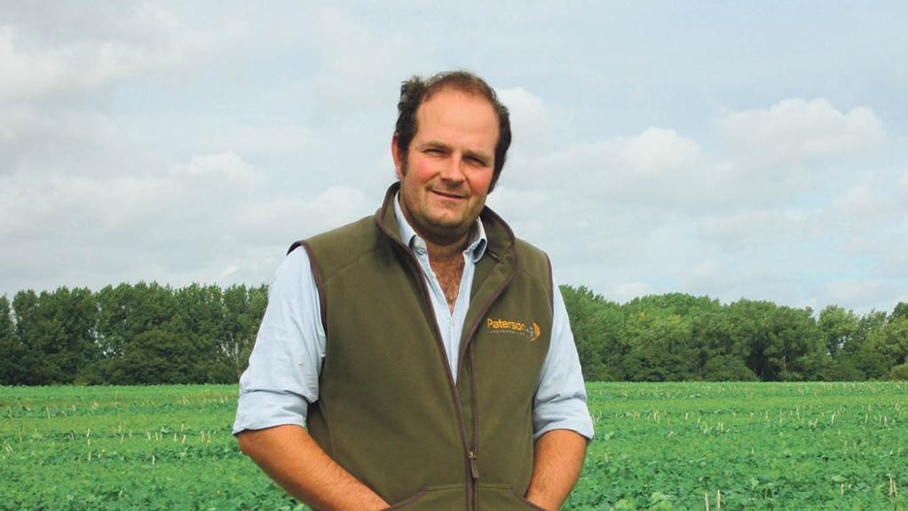 Talking policy with Tom Bradshaw: The crop rotation conundrum