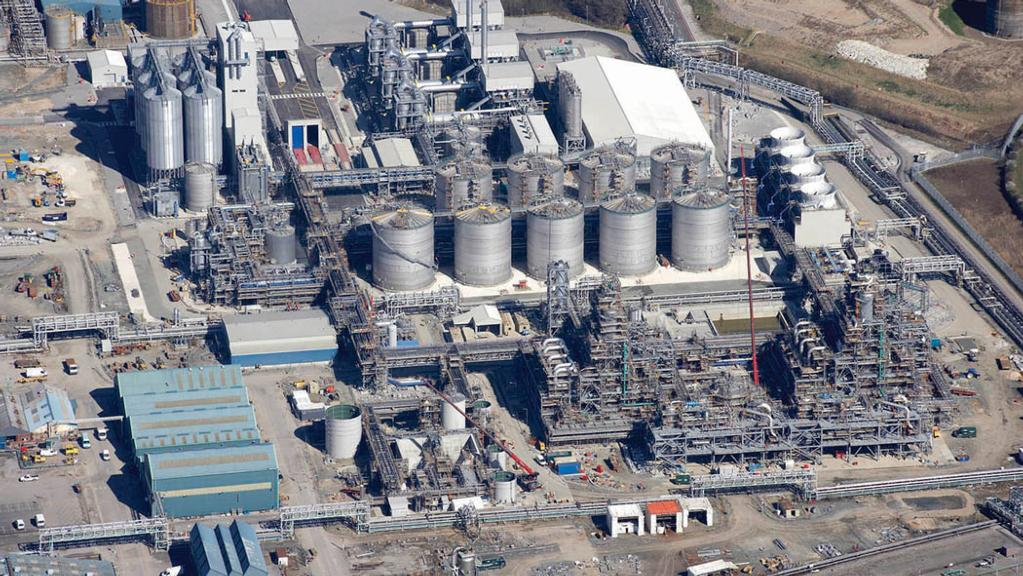 Assessing impact of Vivergo plant closure