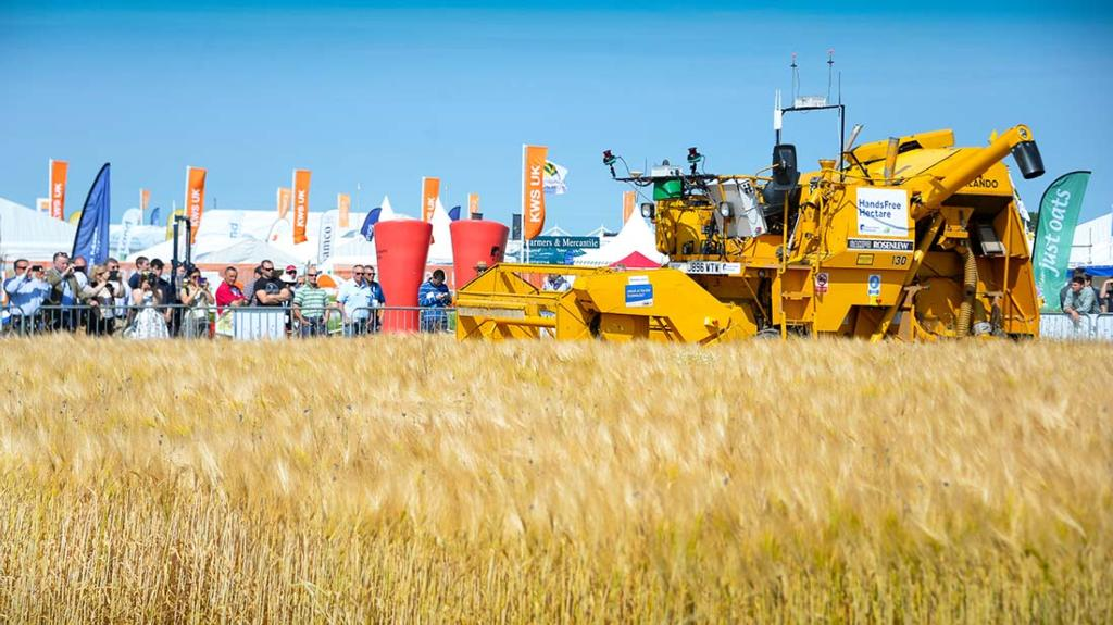 Cereals 2018: Overcoming the challenges of a hands free future