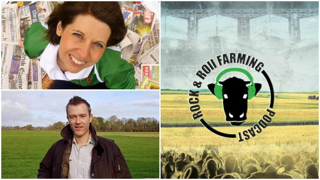 Rock & Roll Farming #67: Featuring farmer's daughter and journalist Anna Jones