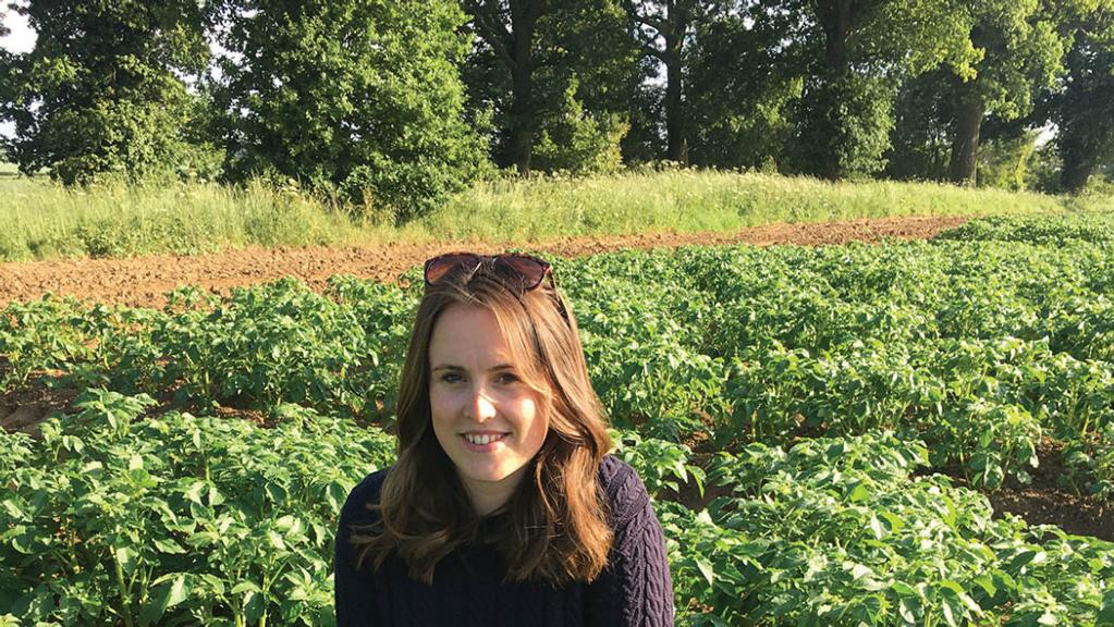 Young Farmer Focus: Liv Bates, 27 - 'Despite only ever working in the ag industry, I am not from a farming family'