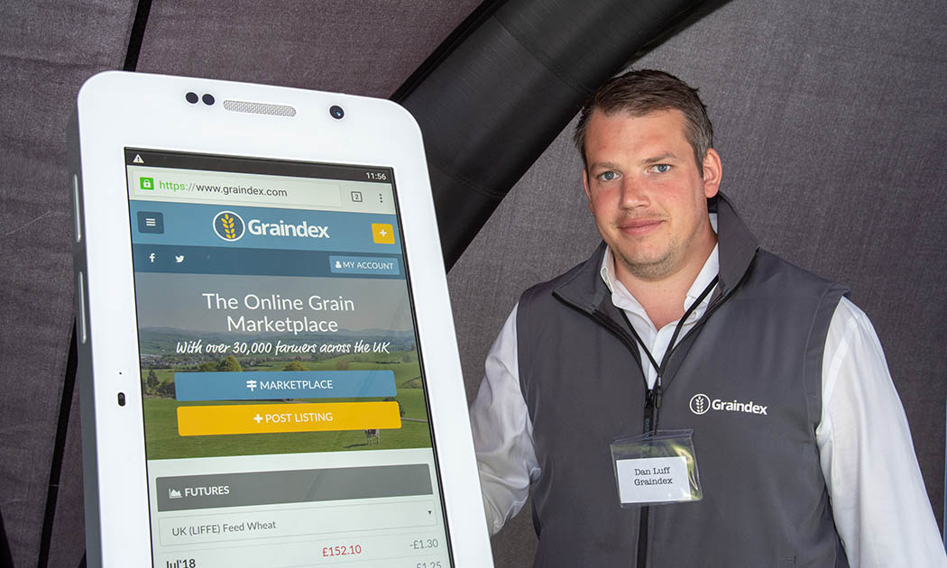 Cereals 2018: Online grain trading proves a hit