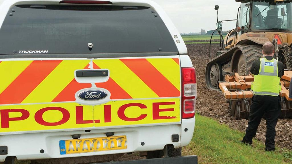 Only 27% of rural communities think local police are doing a good job