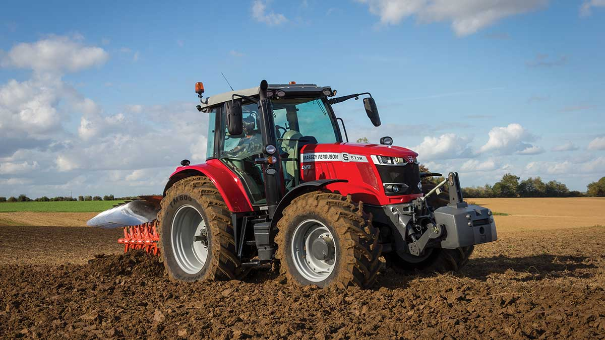 UK tractor market share figures revealed