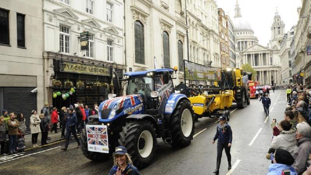 Young farmers needed for historic 2018 Lord Mayor's Show