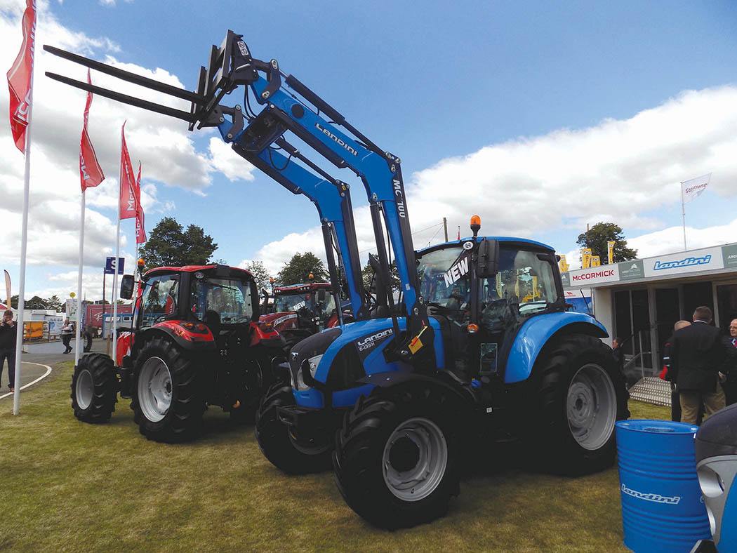 Landini 6H range introduced