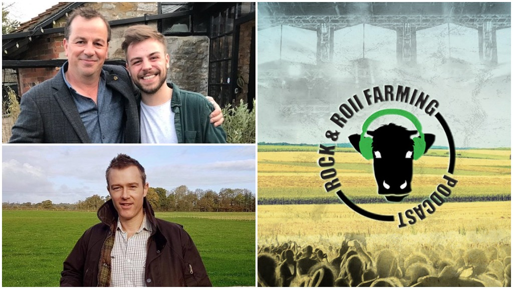 Rock & Roll Farming #69: Featuring farmer and entrepreneur Nick Hiscox