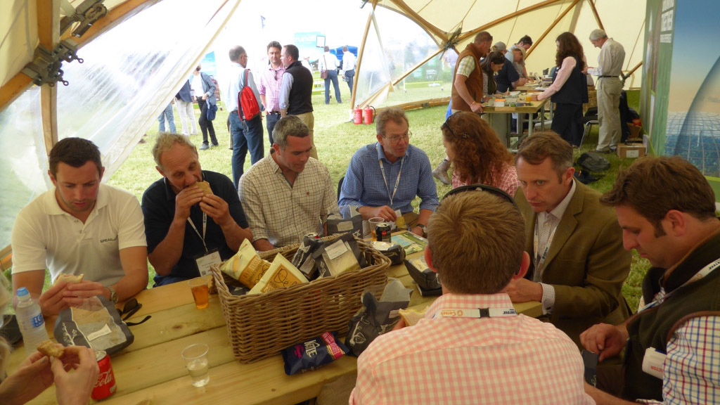 Growers cautiously optimistic at Cereals 2018