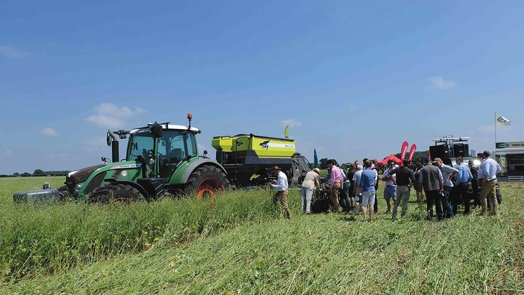 Soil health groundwork for ag policy