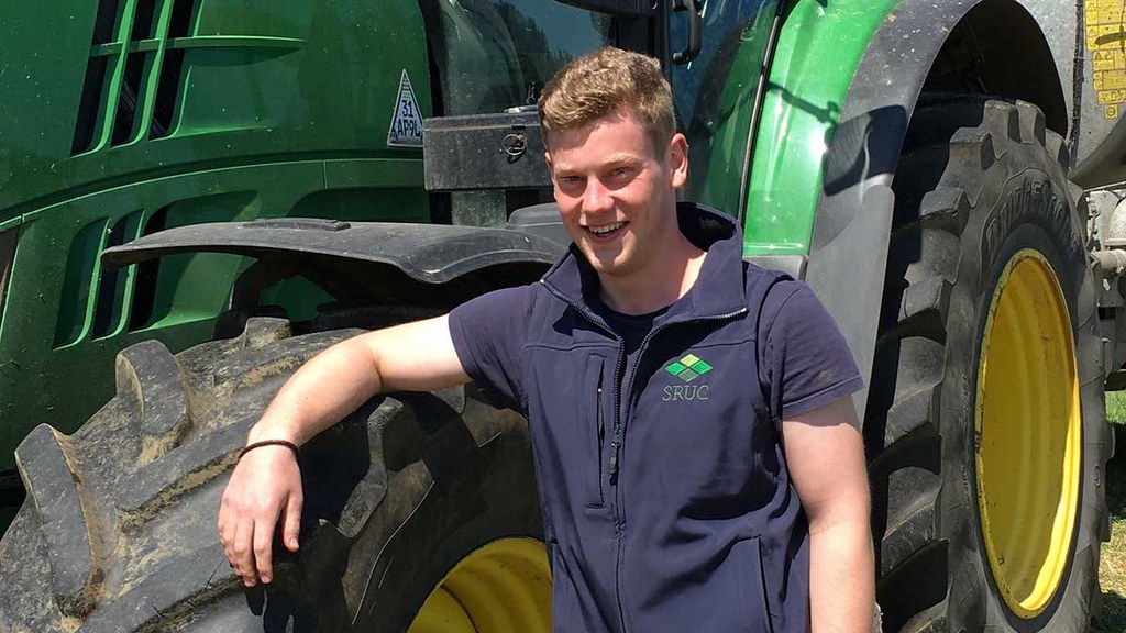 Young farmer focus - James Macleod