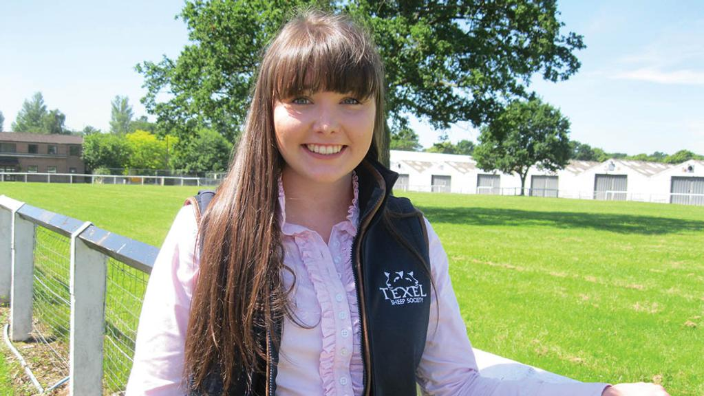 New entrant helping youngsters to develop agricultural careers