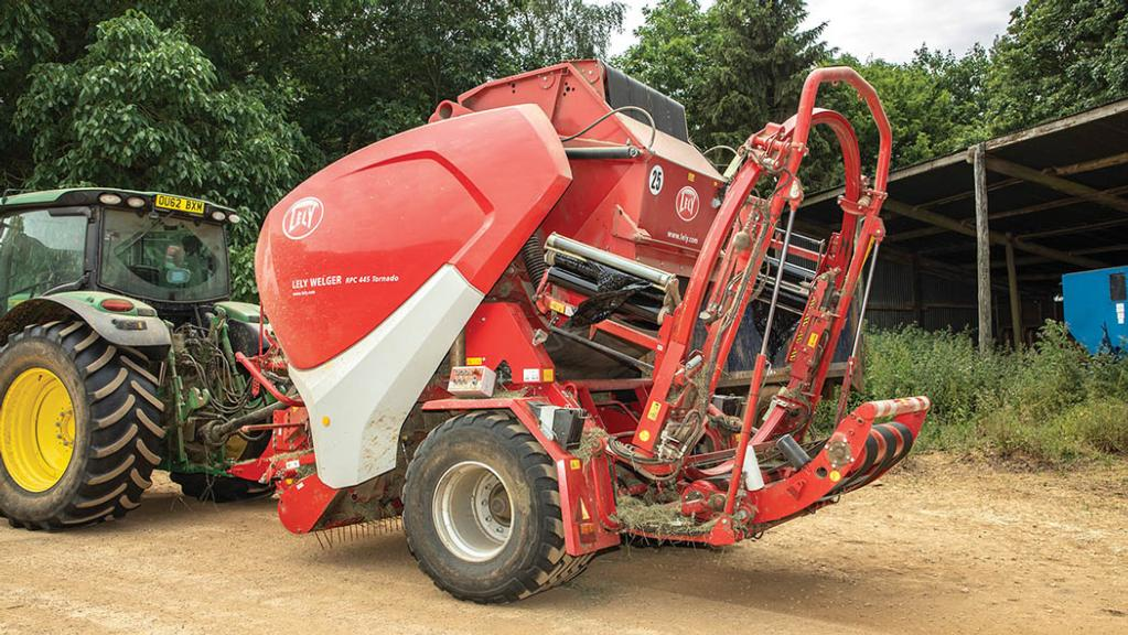 Workshop tips: Keeping on top of combi-baler maintenance