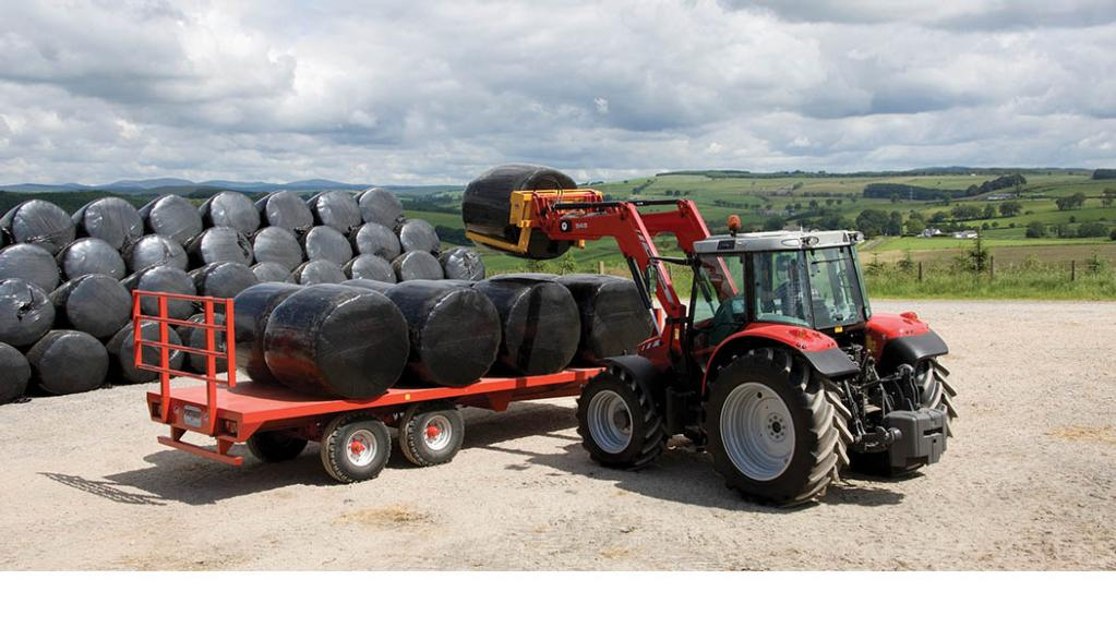 Well-rounded expertise: Making the perfect bale - NEWS - Farmers