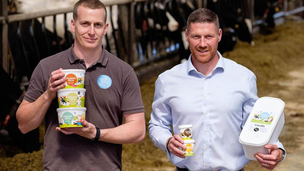 Consistent quality of milk key to family dairy farm's success