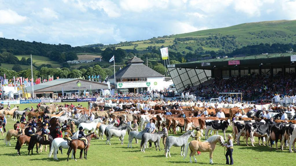 Royal Welsh Show receives £200,000 support package