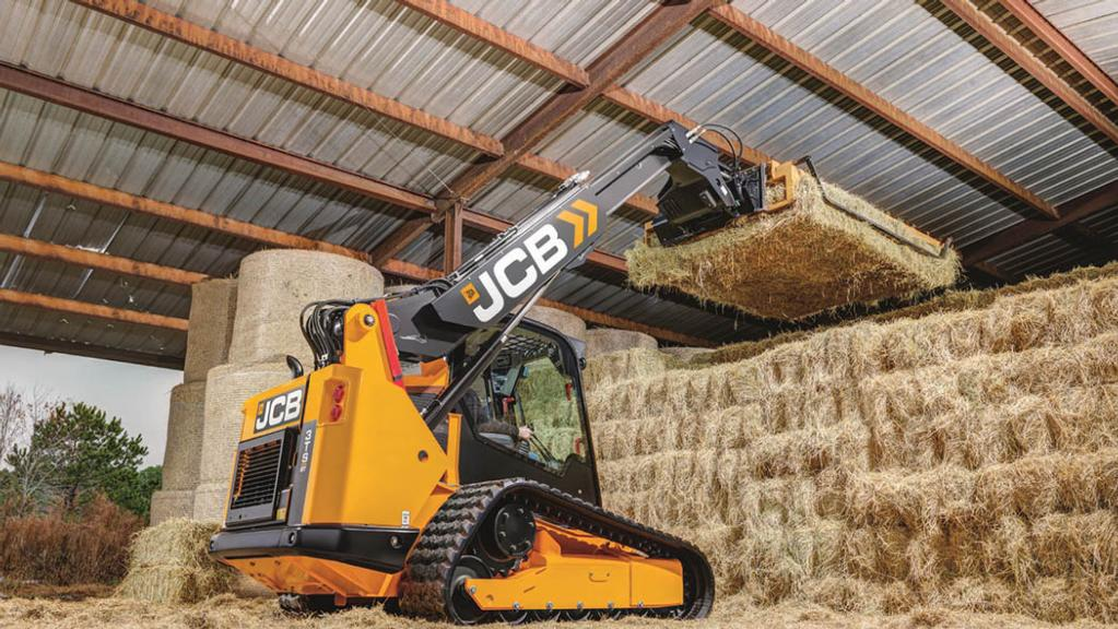 JCB sees record turnover and machinery sales