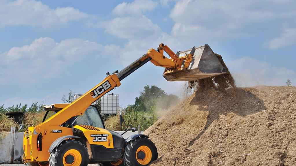 User story: JCB's AgriPro put through its paces