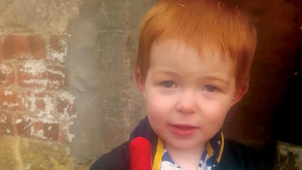 Farm Safety Week: Farming couple relive tragic death of three-year-old son