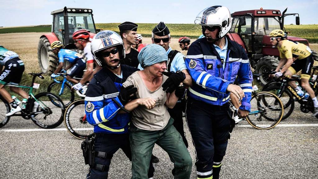 UPDATE: Why French farmers protested and caused Tour de France chaos