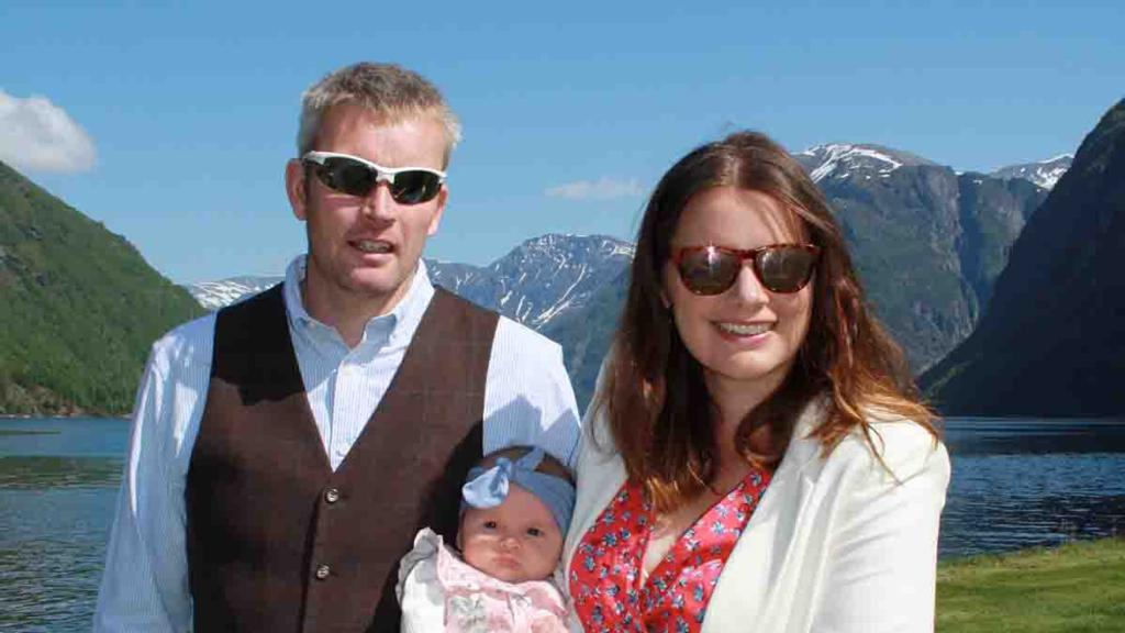 UK couple move to Norway to start farming