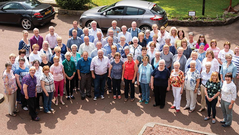 Backbone of Britain: The rural choir at the heart of the farming community