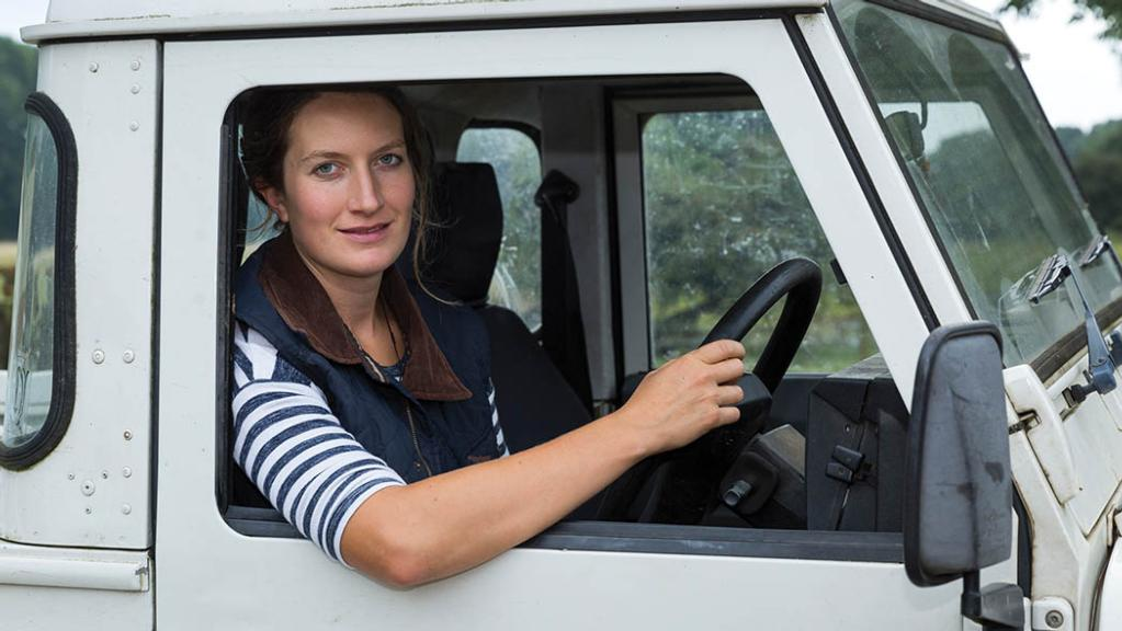 In your field: Marie Prebble - 'I intend to go to New Zealand next year but it is still a big 'If''