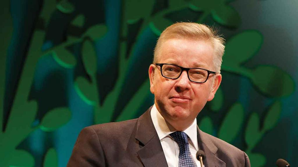 Gove to 'look at' Ag Bill amendments which protect food production
