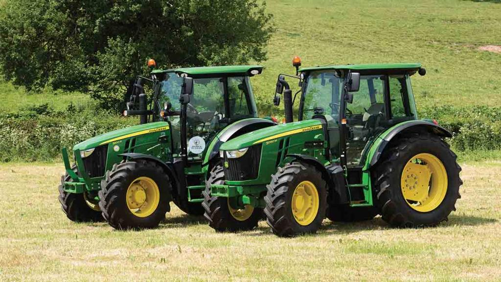Spot the difference: How John Deere differentiates its tractor models