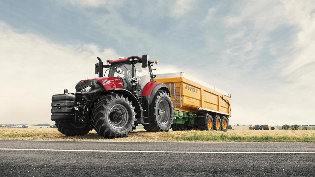CASE IH OPTUM SERIES