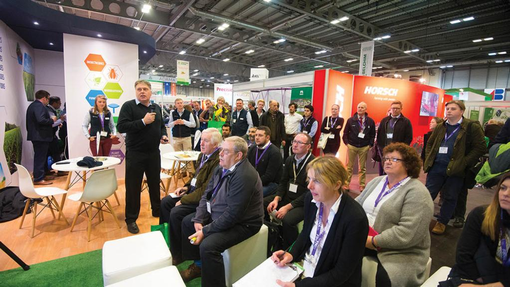 CropTec Show: Delivering innovation insight at CropTec